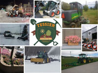 Lawn Maintenance, Landscaping, Parking Lot Sweeping and more!
