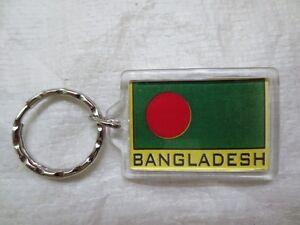 Bangladesh Flag Key Chains