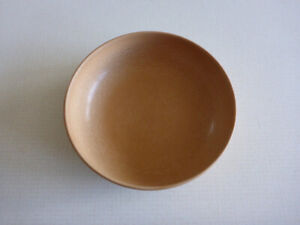 Vintage 5 Agatized Wooden Bowls