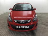 2013 Vauxhall Corsa SRI Petrol red Manual