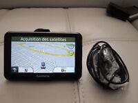 GPS GARMIN NUVI 50 LM