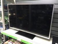 """Toshiba 46"""" 3D TV with remote and two pairs of glasses"""