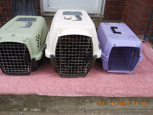 Take Your Choice Dog/Cat Kennel/Taxi