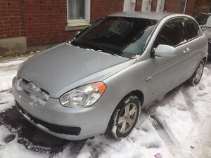 2009 Hyundai Accent (2 portes)