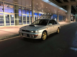 1996 Subaru Impreza Sedan WRX STi Version III / 3