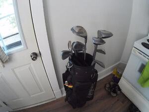 Northwestern RH Golf Clubs