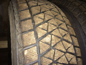 winter tires with rims Stratford Kitchener Area image 2
