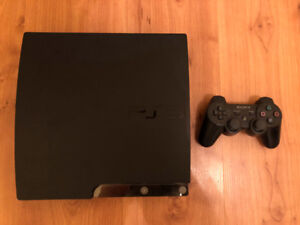 Playstation 3 Slim 250 GB with Accessories