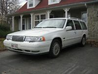 1997 Volvo 960 Leather Wagon