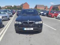 2003 53 BMW X5 3.0i AUTOMATIC SPORT.SAME OWNER SINCE 2004.FULL SH.GREAT VALUE .