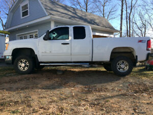 2007 GMC Sierra 2500 New body style SLE Other