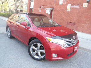 2009 TOYOTA VENZA V6 AWD, ONLY 110KM , SUNROOF/PANORAMIC ROOF!!!