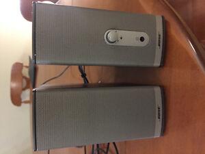 Bose 2 speakers