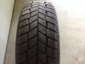 Studded Tires 225/60R 16 with rims