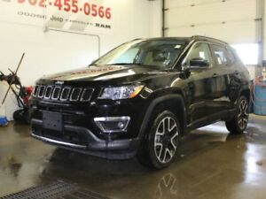 2018 JEEP COMPASS Limited!! Loaded!