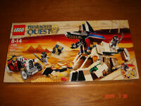 Lego 7326 Pharaoh's Quest Rise of the Sphinx