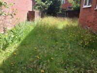 Garden clearance services