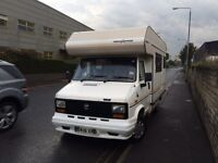 TALBOT EXPRESS 2.0 PETROL HIGHWAYMAN 4 BERTH