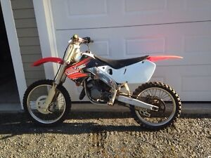 CR 125, trade for street and trail
