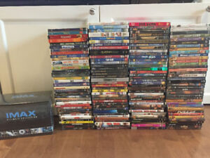 Lot of DVD Movies 171 Titles