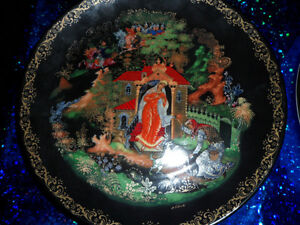 BRADFORD RUSSIAN LEGENDS PLATES $20 each/ $30 for both. Prince George British Columbia image 4
