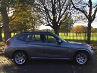 2011 61 BMW X1 2.0 XDRIVE20D M SPORT 5D 174 BHP DIESEL