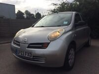 Nissan Micra S 1.2 2004