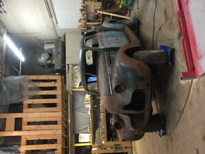 39 chev/Buick 2 door coupe, rat rod, 455