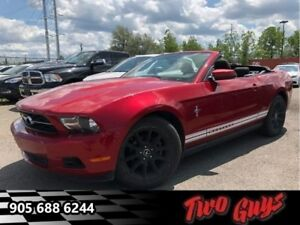 2010 Ford Mustang V6 -  Power Windows