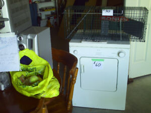 Whirlpool Electric Compact Dryer