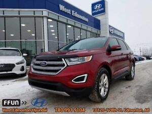 2015 Ford Edge SEL  AWD leather bluetooth navigation sunroof