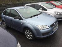 2006 Ford Focus 1.4 LX 5dr