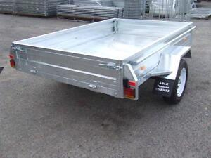 trailer new 8x5 single axle Malaga Swan Area Preview