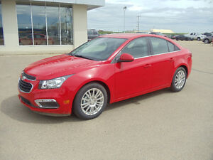 2016 Cruze ECO Limited sale priced at