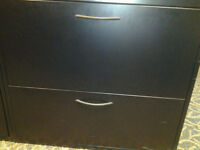 filing cabinet - 2 drawer lateral