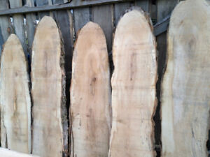 Live Edge & Lumber Milling , Custom Laminated Tops,