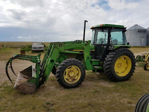 JD 3150 Tractor for sale