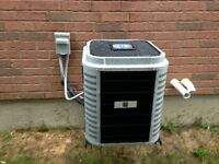 Central Air Conditioner Service, Maintenance, Tune up, Freon Top