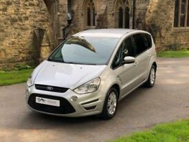 FORD S-MAX ZETEC TDCI S-S Silver Manual Diesel, 2012