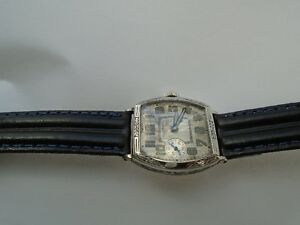 RARE VINTAGE ILLINOIS MEN'S WATCH FROM 1927