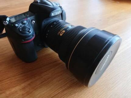 AF- S Nikkor  lens 14-24mm F 2.8 G ED