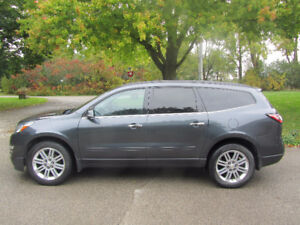 2013 Chevrolet Traverse LT SUV, Crossover