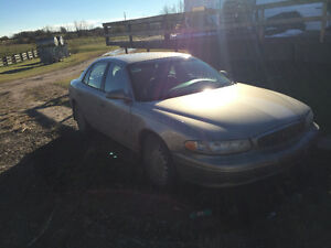 1999 Buick Century Sedan **PRICE REDUCED** MUST SELL**