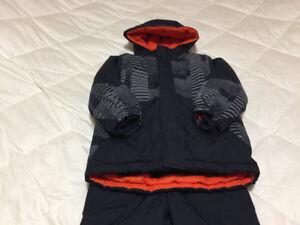 Snow Suit - size 5T
