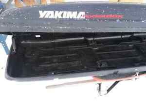 Yakima RocketBox cargo carrier