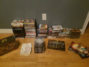 Selling my Movies/TV Shows/Boxsets/Video Games