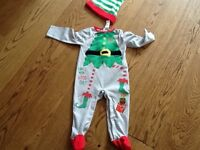 Christmas baby outfit 9-12 months