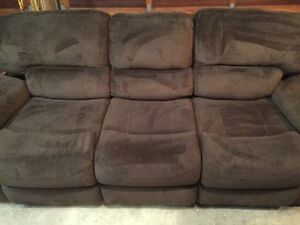 RECLINING COUCH AND CHAIR Strathcona County Edmonton Area image 3