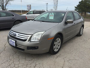 2008 Ford Fusion SE Sedan Certified! 103 K's Financing Available