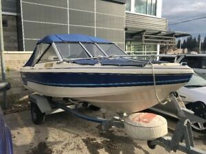 16' CanaVenture Bow Rider Boat
